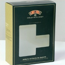 Luxory corrugated cardboard box